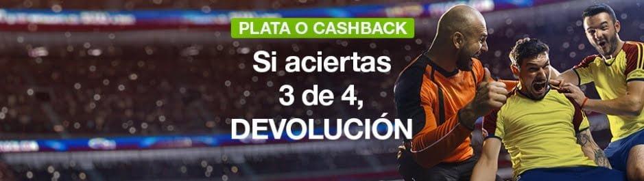 codere promocion cashback