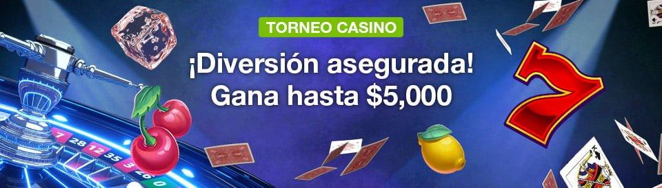 torneo de casino de codere