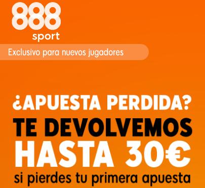 bono 888sport apuesta sin riesgo