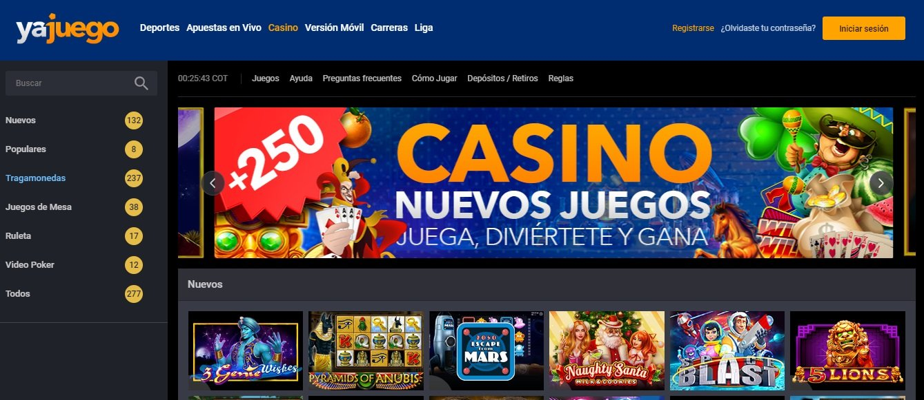 Casino de Yajuego