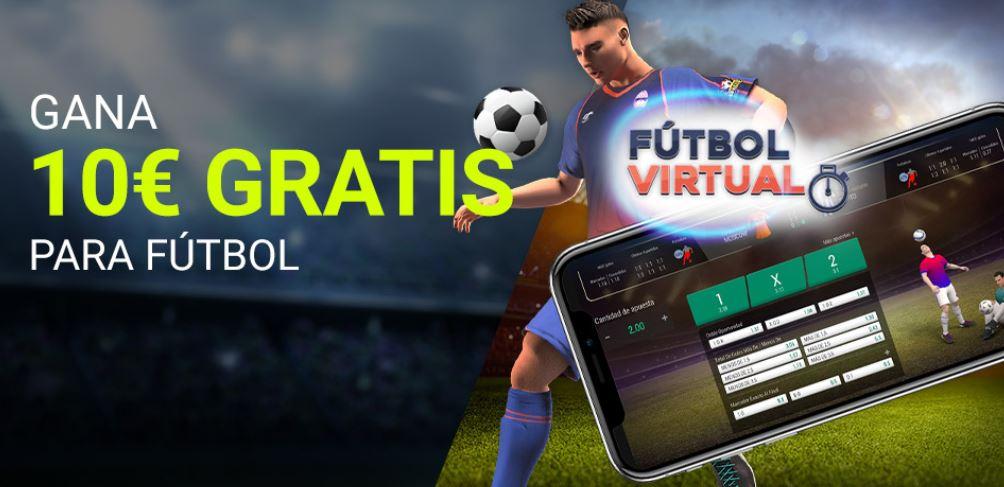 promoción luckia fútbol virtual