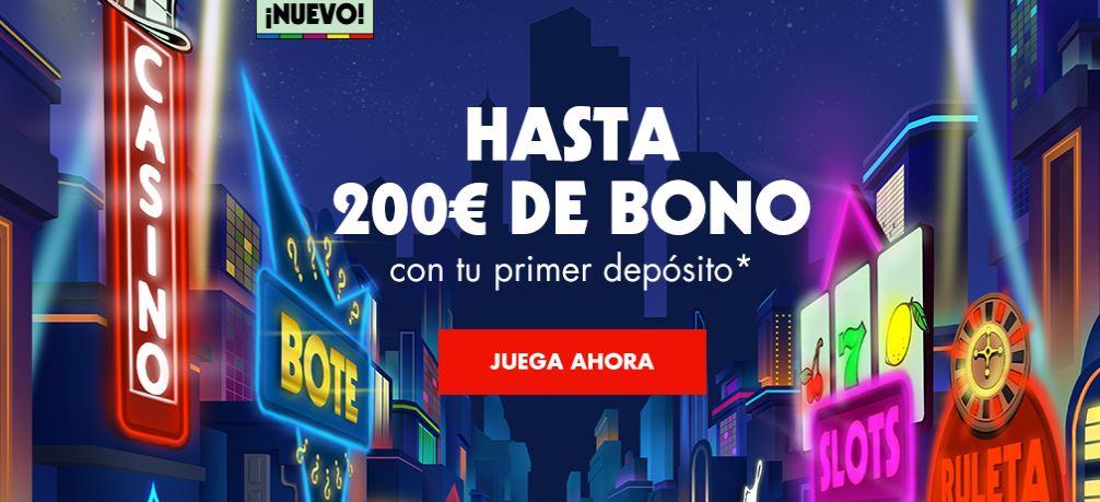 bono bienvenida monopoly