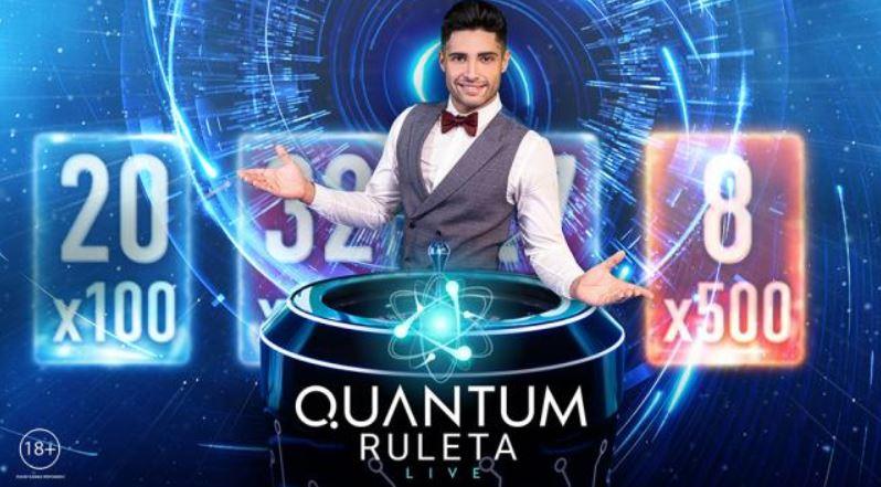 ruleta quantum merkur
