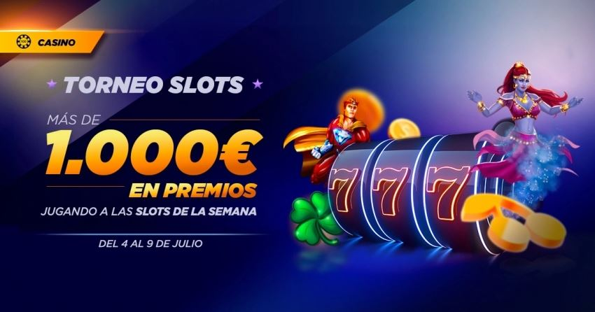 torneo slots kirolbet casino