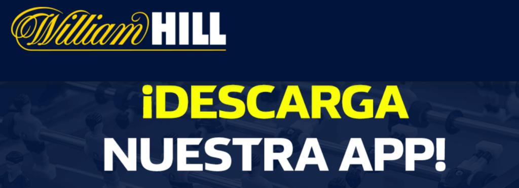 descargar app william hill