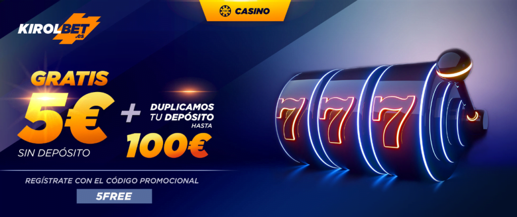 bono kirolbet casino