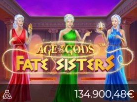 slot age of gods fate sisters
