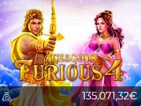 furious four slot