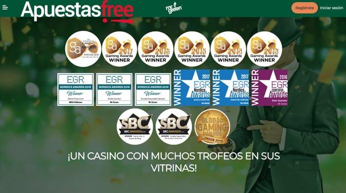 Hoy ganas tú: 100€ gratis para 3 apuestas en el Bono Deportes Mr Green