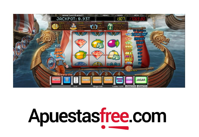 Review de la Slot Vikingos Gold de Suertia Casino