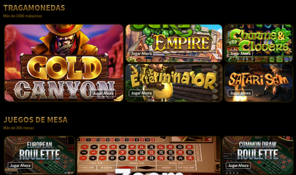 el casino de betcasino168