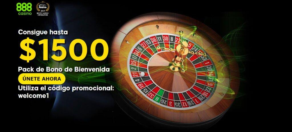 bono premium 888casino