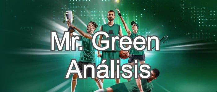 análisis de Mr Green