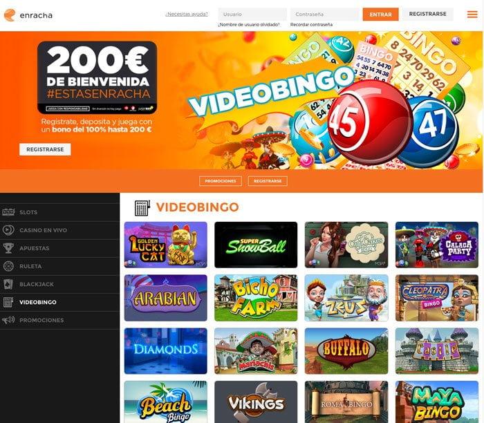 Bono Casino enracha: Juega con el doble en todo el Casino