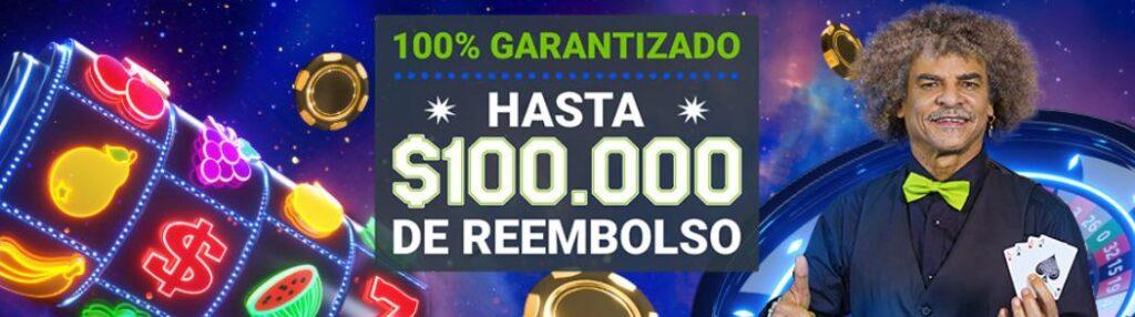 bono casino codere colombia