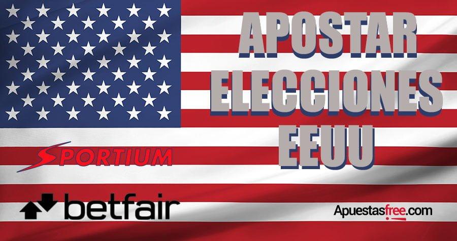 apostar elecciones eeuu