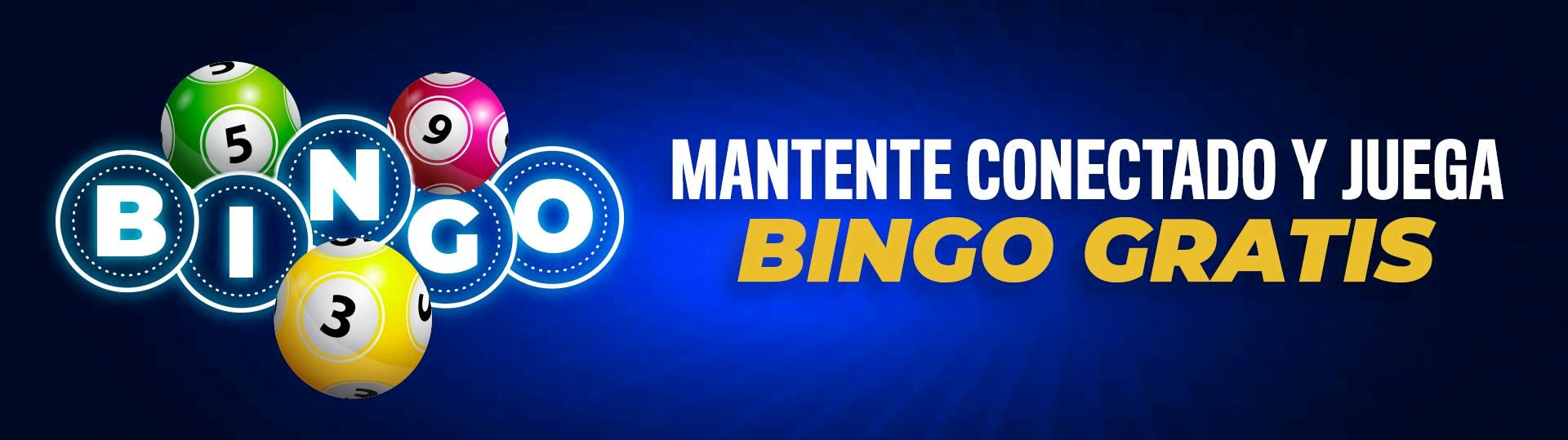 el bingo de rushbet en colombia