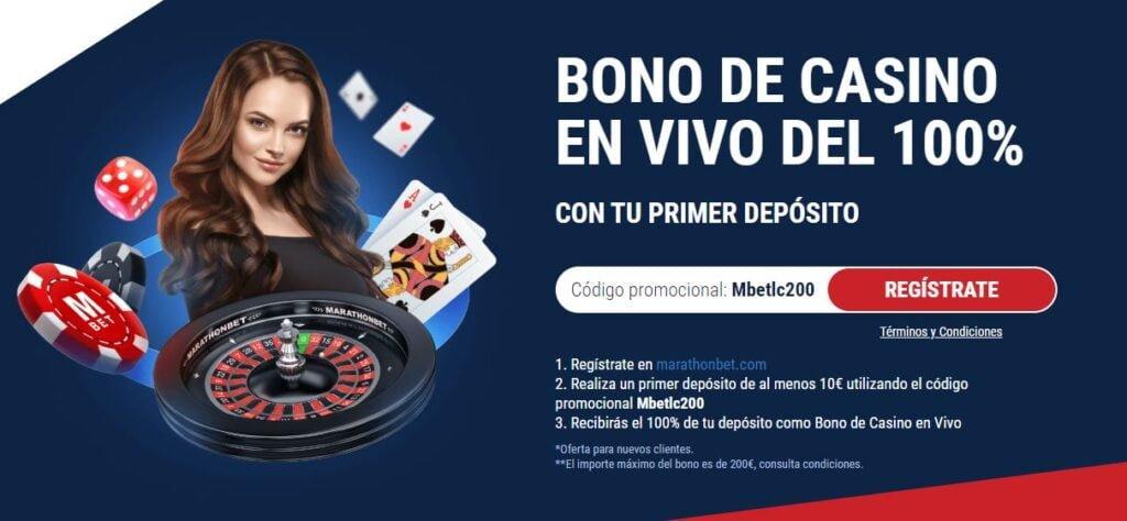 bono marathonbet casino