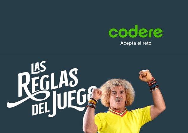 codere codigo promocional aniversario