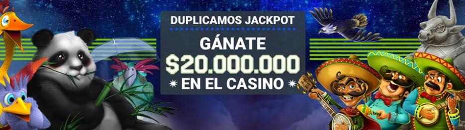 codere jackpot duplicado