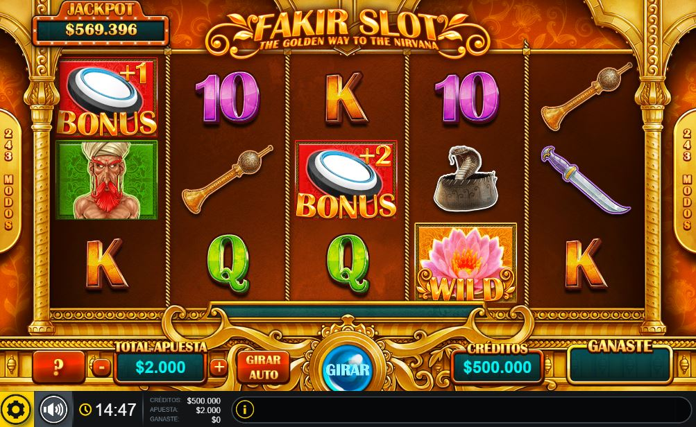 Fakir Slot