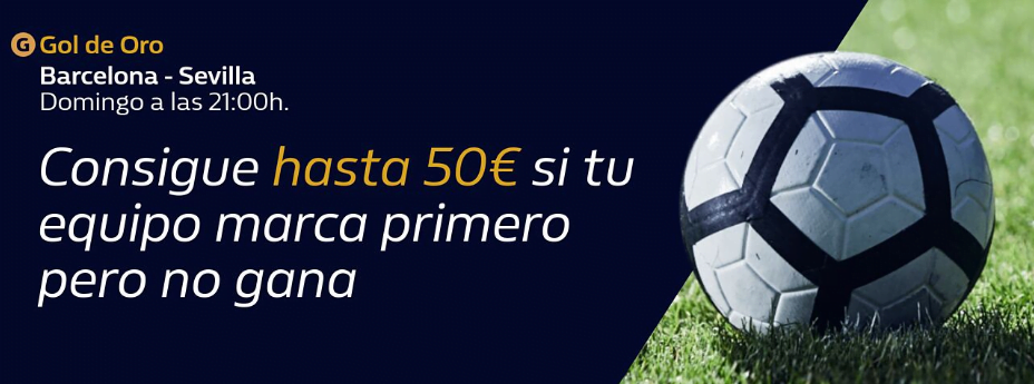 Gol de Oro William Hill