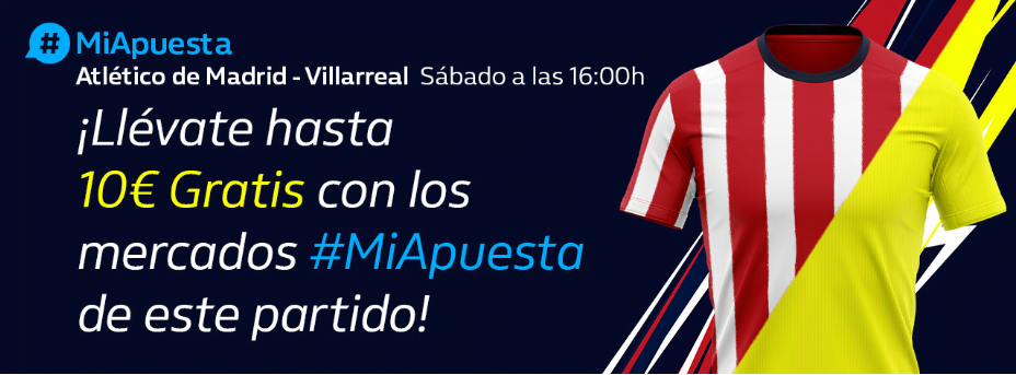 William Hill Atlético Villarreal