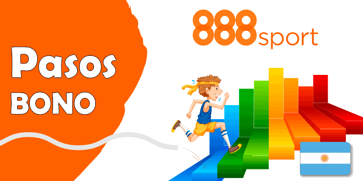888sport pasos para conseguir el bono
