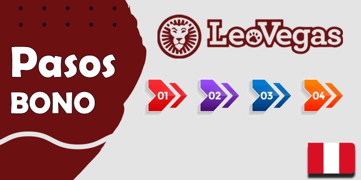bonos leovegas PERU