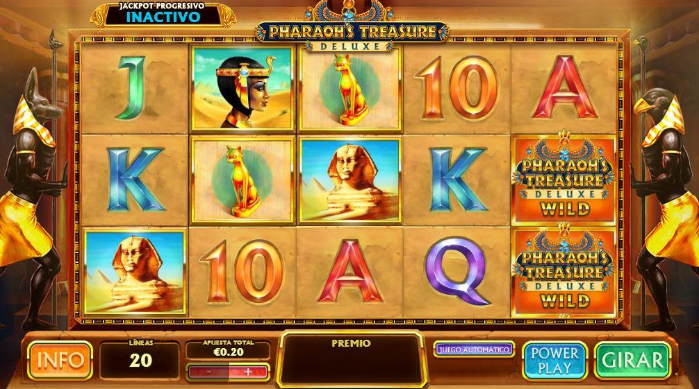 pharaohs treasure gratis