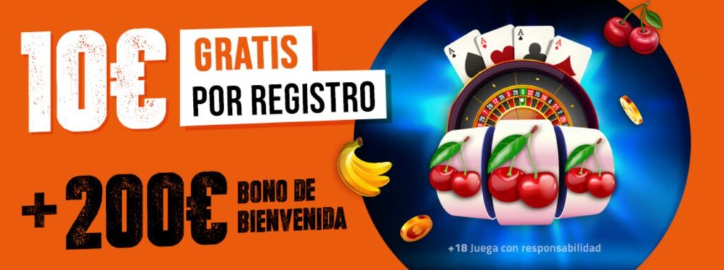 luckia casino bono