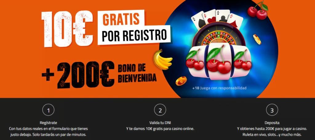 codigos promocionales en casino  de luckia