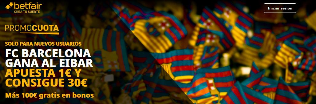 Barcelona - Eibar
