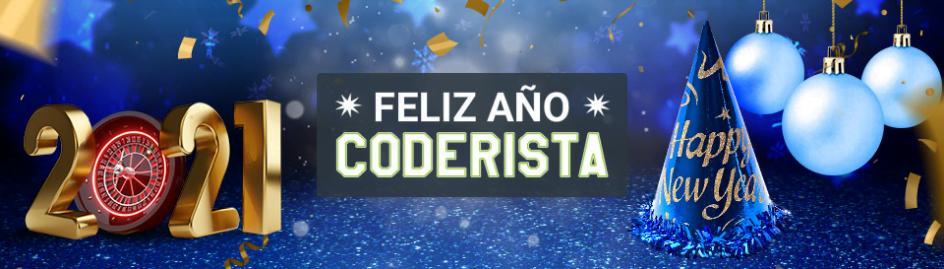 Feliz Año Coderista