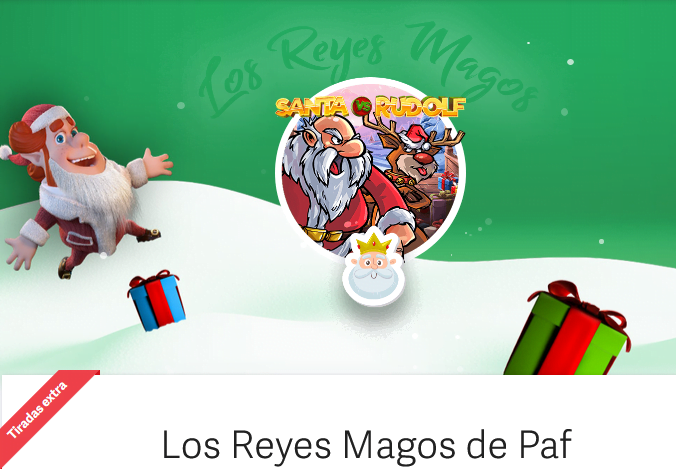 slots Reyes Magos