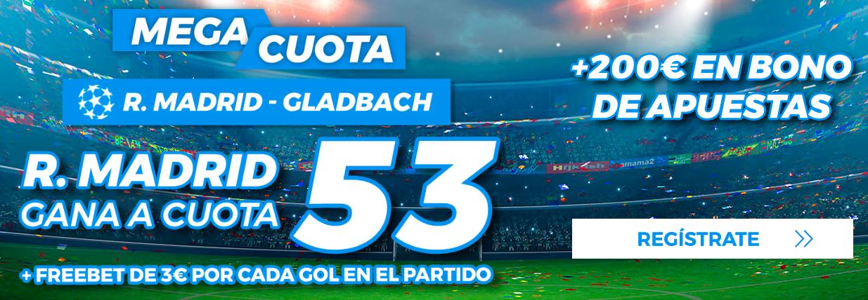 Real Madrid - Gladbach