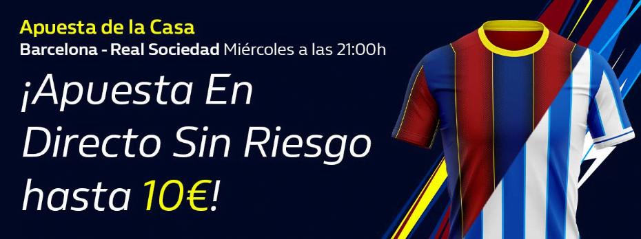 Barcelona - Real Sociedad