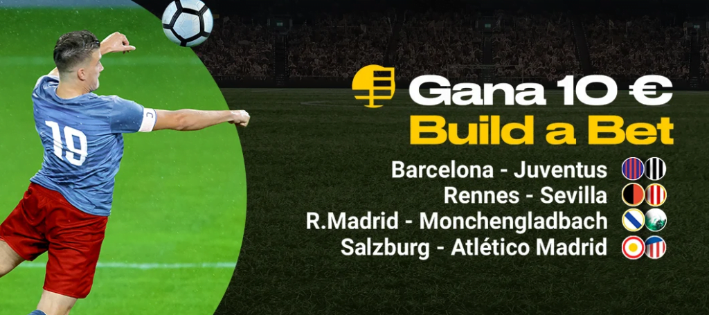 build a bet bwin