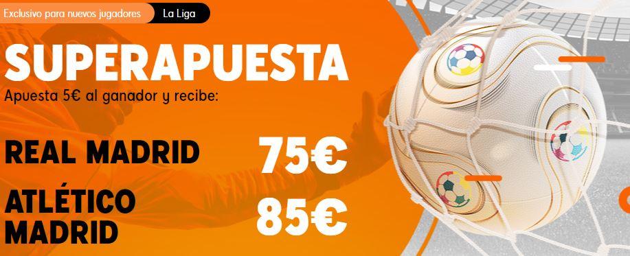 supercuota real madrid atlético 888sport
