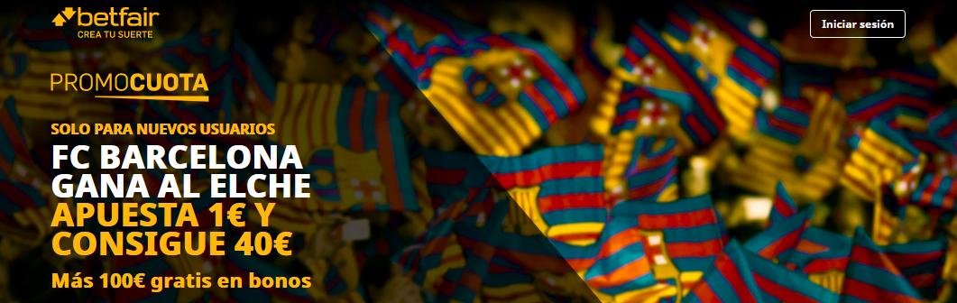 Elche - Barcelona