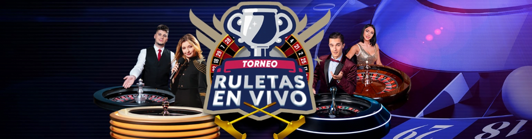 Torneo Ruletas en Vivo