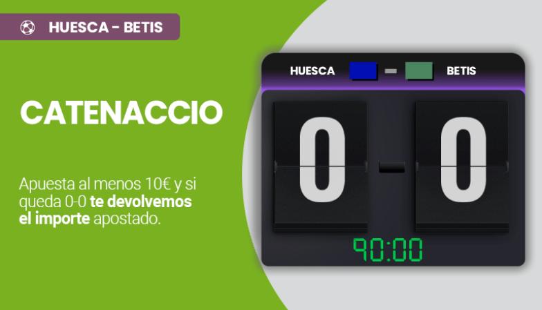 Huesca - Betis