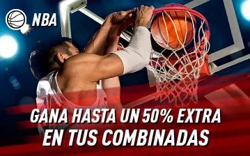 combinadas extra NBA