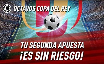 Octavos Copa del Rey