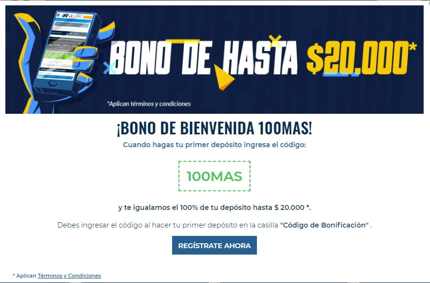 rushbet bono casino