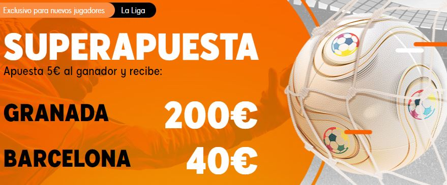 superapuesta 888sport granada barcelona