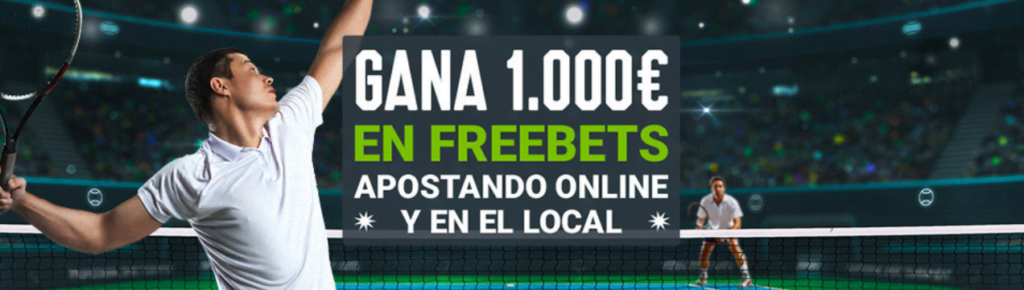 freebets codere open de australia