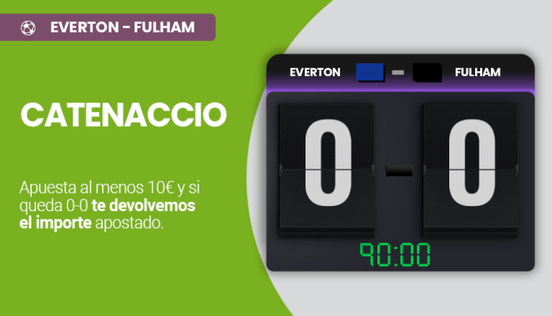 Everton - Fulham