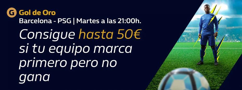 Gol de Oro Barcelona - PSG