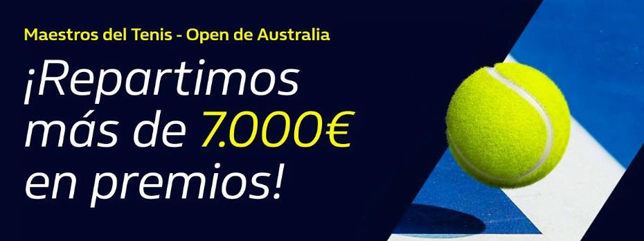 Maestros del Tenis Open de Australia